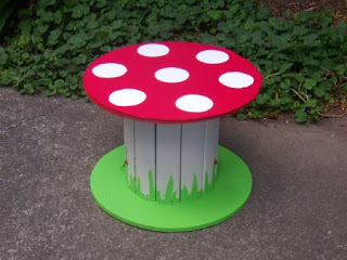Fun-gi Stool
