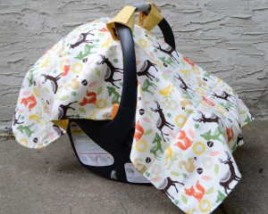 carseat-cover-canopy-hatchlings-and-hens-woodland-animals-side-view
