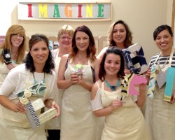 bachelorette-party-girls-night-craft-party